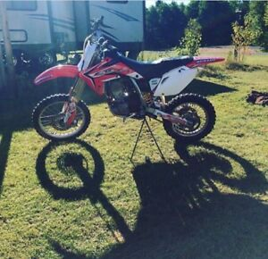2007 Honda crf 150r needs crank