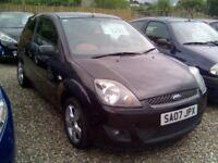 2007 Ford Fiesta Climate, LONG MOT, REDUCED FOR QUICK SALE