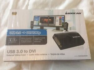 USB 3.0 to DVI External Video Card