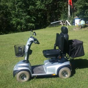 Top-of-the-line Scooter