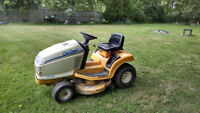 Lawn cutting / mowing service for larger lots