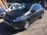 2014 Peugeot 208 1.4 e-HDi FAP Active EGC 3dr (start/stop)