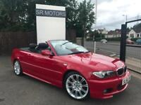2006 BMW 320 2.0TD Cd M Sport Edition(RARE RED,GOOD HISTORY)