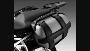 BMW motorcycle side bags