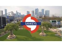 Sankeys garden party 22nd July London 2x tickets