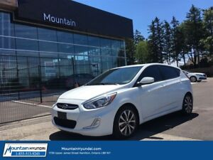 2017 Hyundai Accent SE | SUNROOF | ALLOY WHEELS