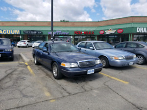 1998 Ford crown Victoria 92K