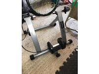 PedalPro indoor bike trainer