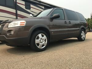 2008 PONTIAC MONTANA SE INSPECTION AND CARPROOF VERY NICE