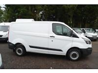 15 FORD Transit Custom 2.2 TDCi 100ps L1 H1 Short Wheel Base Low Roof Panel Van