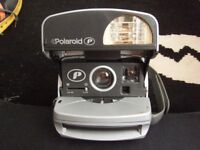 polaroid p instant film camera