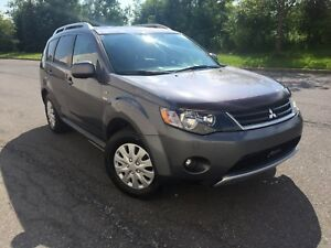 Mitsubishi Outlander  EXL fully loaded certified on special