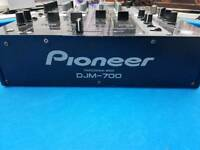 Pioneer DJ700 Proffessional Mixer