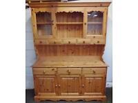 Solid pine spice dresser