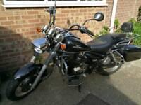 Lifan motorcycle 125