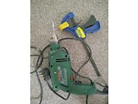 Drill 600W with clamp