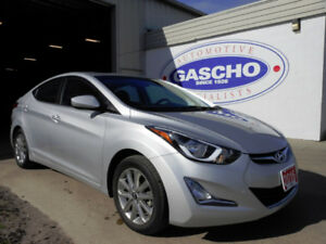 2016 Hyundai Elantra Sport|Heated Seats|Bluetooth|Pwr Roof