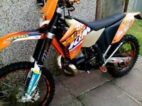 Ktm 300 exc 2010