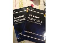 A Level Mathematics Revision Textbooks