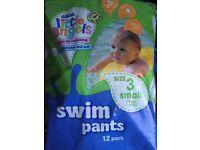 Swim nappies