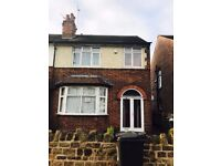 LARGE DOUBLE ROOM IN 4 BEDROOM HOUSESHARE - £75 PER WEEK – AVAILABLE SEPTEMBER