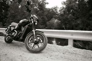 2016 Harley Davidson 117kms CHEAP