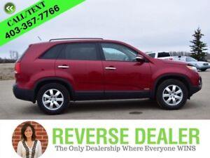 2011 Kia Sorento LX Bluetooth, Winter/Summer Tires, AWD