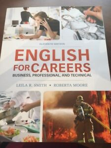 English for Careers - unit clerk text book