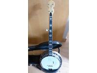 Blonde Gold Tone BG-250 5-string banjo