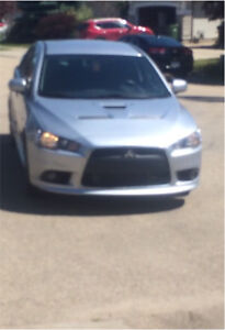 2015 lancer ralliart turbo lowest km in country