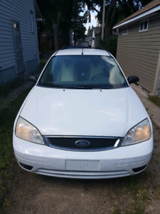Ford focus, 2005, wagon.