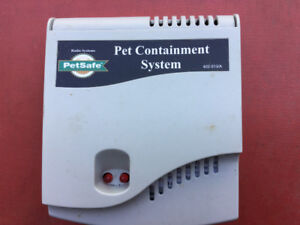 Pet Containment System