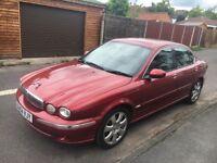 Jaguar x type auto low millig hpi clear Bargin