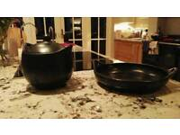 Black Clay Cookware