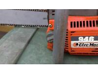 Reduced oleomac 946 chainsaw in excellent condition
