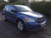 2006 DODGE CALIBER NEW MOT £1795 O-N-O
