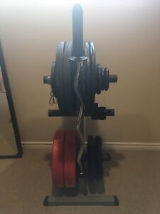 Crossfit/ Olympic Weights and Bars