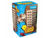 Giant Tower Blocks - Great game for kids