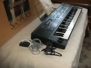 keyboard synthetiseur sx-ax5
