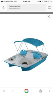 Pedal boat for Sale