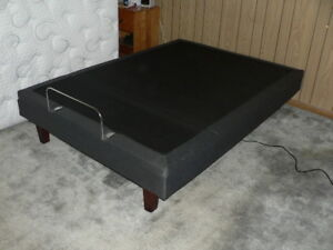 Hydraulic Double Bed