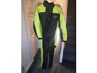 RST Waterproof Motorcycle Suit - Medium