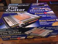New Tile Cutter NEW paid 200 from Amazon never opened