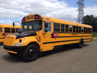 $1,000.00 SIGNING BONUS - SCHOOL BUS DRIVING !!!