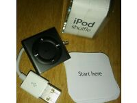 Brand New - Apple iPod Shuffle 2GB – Space Grey, 5th Generation (No Earphones Included!)
