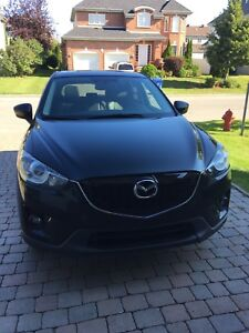 MAZDA 2015 CX 5 GT  AWD NAVI CUIR TOIT LEATHER ROOF