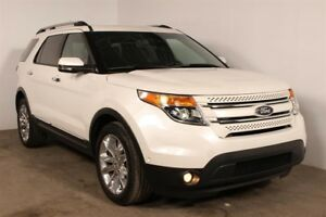 Ford Explorer Limited ** TECH  ** GPS+TOIT 2013