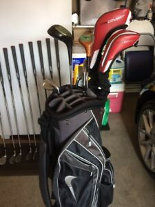 Used golf set