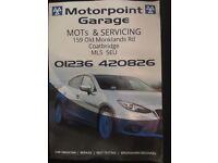 Motorpoint Garage Tyres