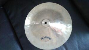 cymbale china Wuhan 12''